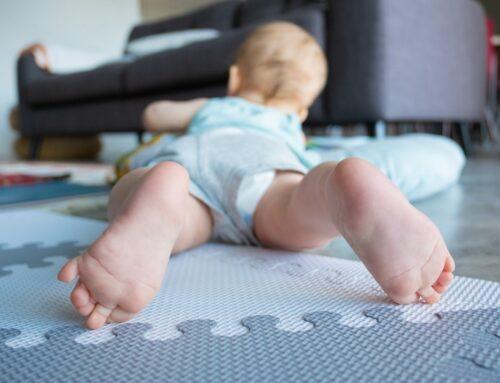 Buenos hábitos de actividad en bebés